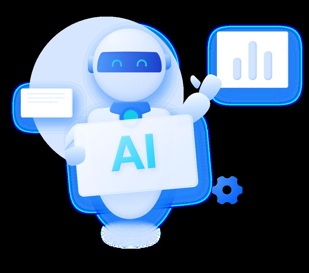 自研AI能力壁垒